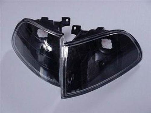 Blinker JDM Schwarz - Civic 2D/3D 92-95 (Coupe und Hatchback