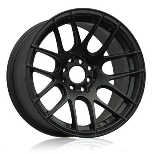 xxr wheels xxr 530 flat black 15 18 zoll. Black Bedroom Furniture Sets. Home Design Ideas