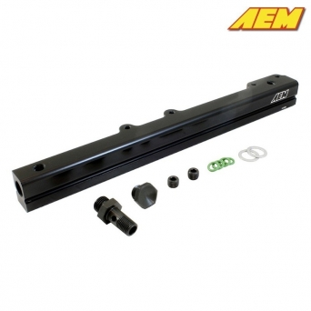 AEM high flow fuel rail - CRX Targa 92-97 ESI