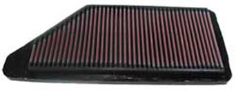 K&N Performance Filter - Prelude 92-96 2.0L/2.3L