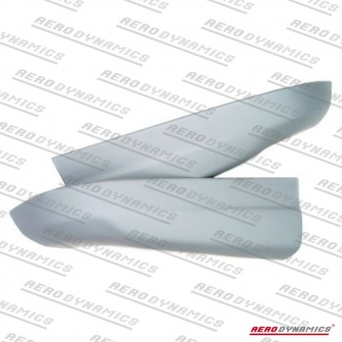 Aerodynamics Design Rear Lip Cannards Type-R Style ABS - Honda Integra Type-R