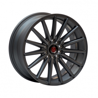 AXE Wheels - EX 25 Satin Grey (17x7.5 inch)