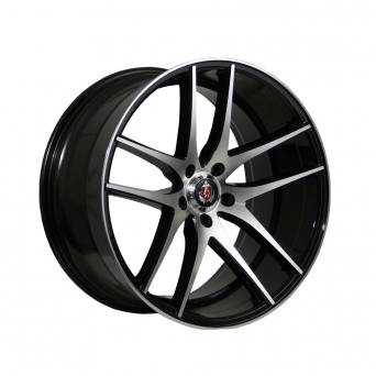 AXE Wheels - EX19 Black Polished Face (20 Zoll)