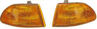Cornerlights amber JDMStyle - Civic 92-95 2D/3D (Coupe/Hatchback