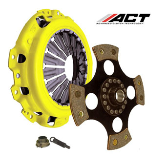 ACT Clutch Kit Heavy Duty Solid 4 Pad - Honda S2000 F20C-Engines