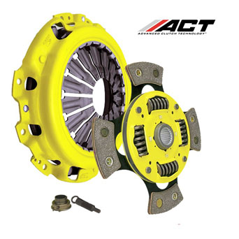 ACT Clutch Kit Heavy Duty Spring Centered 4 Pad - Honda F20C-Engines S2000