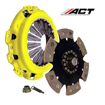 ACT Clutch Kit Heavy Duty 6 pad - Honda F20C Engines S2000