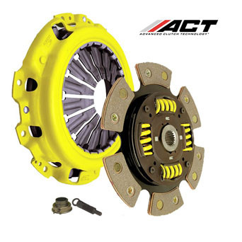 ACT Gefedertes Kupplungsskit Heavy Duty 6 Pad - Honda Civic 07-10 1.8L Type S