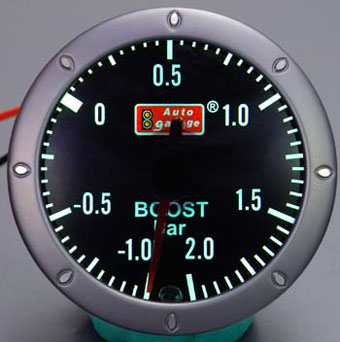 AG Boost Gauge - 52mm(2 inch)