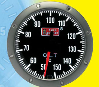 AG Oil Temperature Gauge - 52mm(2 inch)