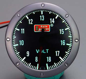AG Volts Gauge - 52mm(2 inch)
