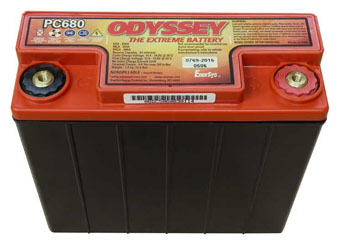Odyssey PC680 - Gel Starter-Batterie