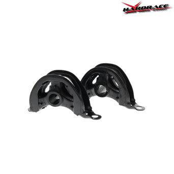 Hardrace Replacement Mounts 2pcs - Honda Integra Type-R