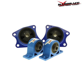 Hardrace Replacement Differential Mount Kit 4 Pieces - Honda S2000