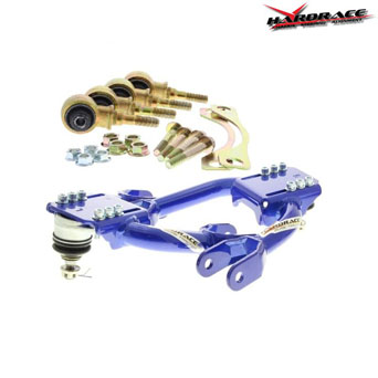Hardrace Front Arm Camber Kit - Honda Civic 88-91