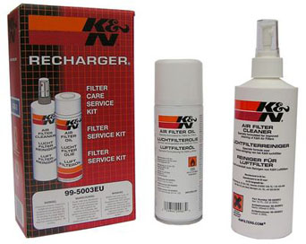 K&N Recharger Kit - Universal Cleaning Set