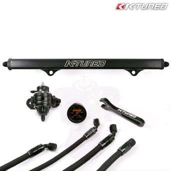 K-Tuned - 6AN OEM Fuel System