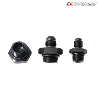 K-Tuned - Fuel Pressure Regulator Fittings Kit