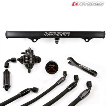 K-Tuned - 6AN Center Feed Fuel System