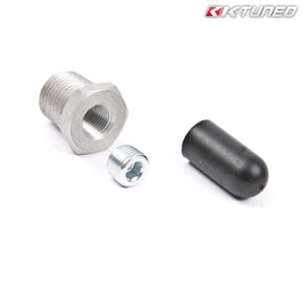 K-Tuned - Idle Air Assist Delete Kit