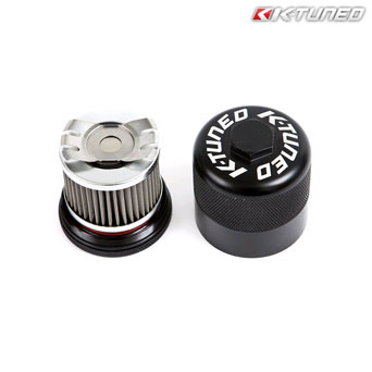 K-Tuned - Billet Oil Filter for Honda