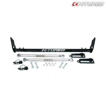 K-Tuned - K-Swap Pro-Series Traction Bar Kit (Civic 92-01, del Sol, Integra)
