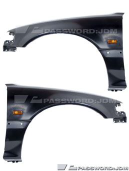 Password JDM Spec Kotflügel Set - Honda Civic ED 88-91