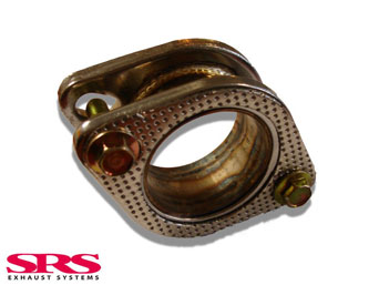 SRS Exhaust Adapter 2.5