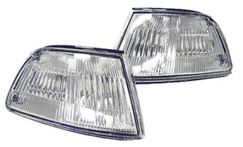 Corner lights Euro clear - Civic 88-89