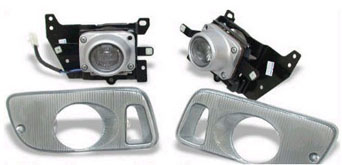 Fog light set - Civic 92-95 (Coupe/Hatchback)