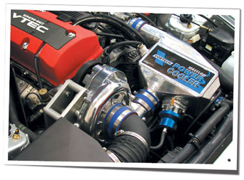 Vortech Kompressor-Kit - S2000 (00-03)