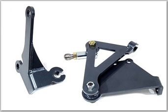 Innovative B-Series engine mount set hydro - Honda CRX 88-91