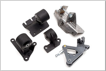 Innovative H/F-Series engine mount set - Honda Civic 88-91