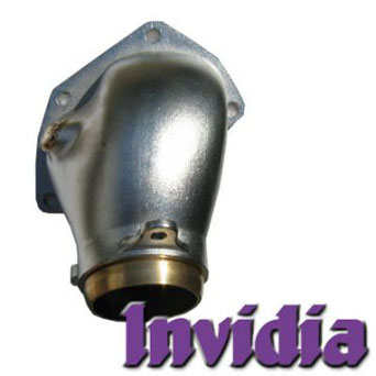Invidia Turbo Outlet System - Evo 7-8 01+