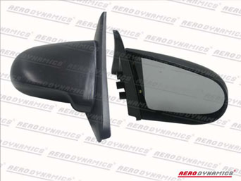 Aerodynamics ABS SPN Style Mirror - CRX 88-91 (manual)