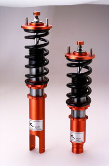 K-Sport Coilovers - Civic/CRX 88-91