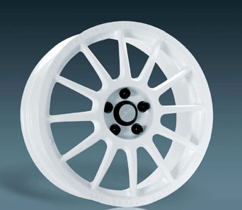 Team Dynamics - Pro Race 1.2 Racing White (17/18 inch)