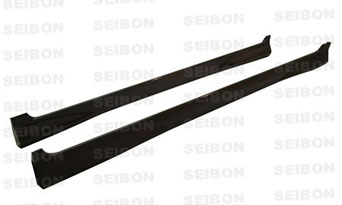 Seibon Carbon Side Skirts - Jazz