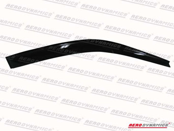 Aerodynamics window visors - Civic 88-91